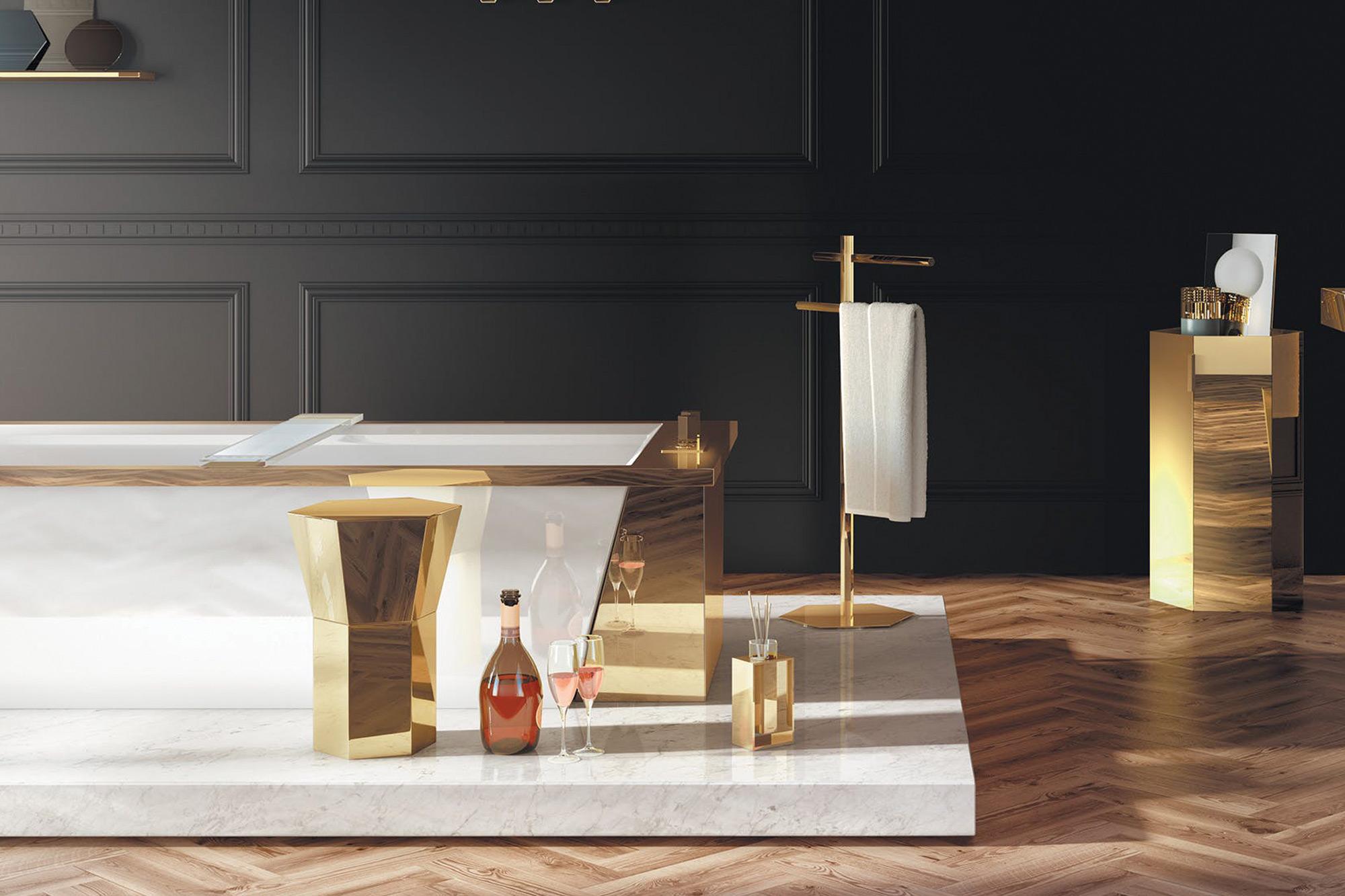 Accessori bagno d 39 ambra showroom - Cosmic accessori bagno ...
