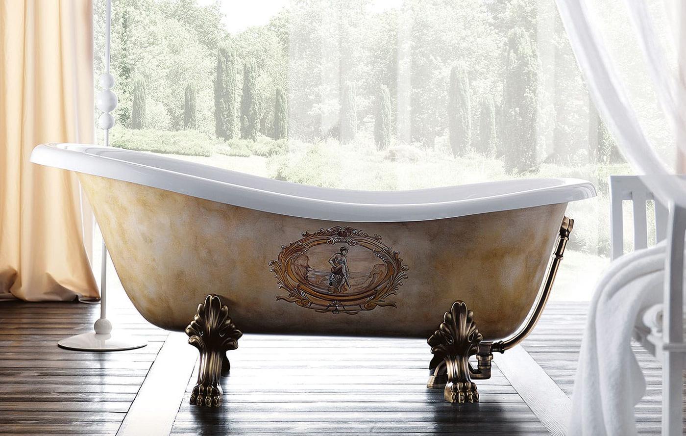 vasca teesse epoca impero