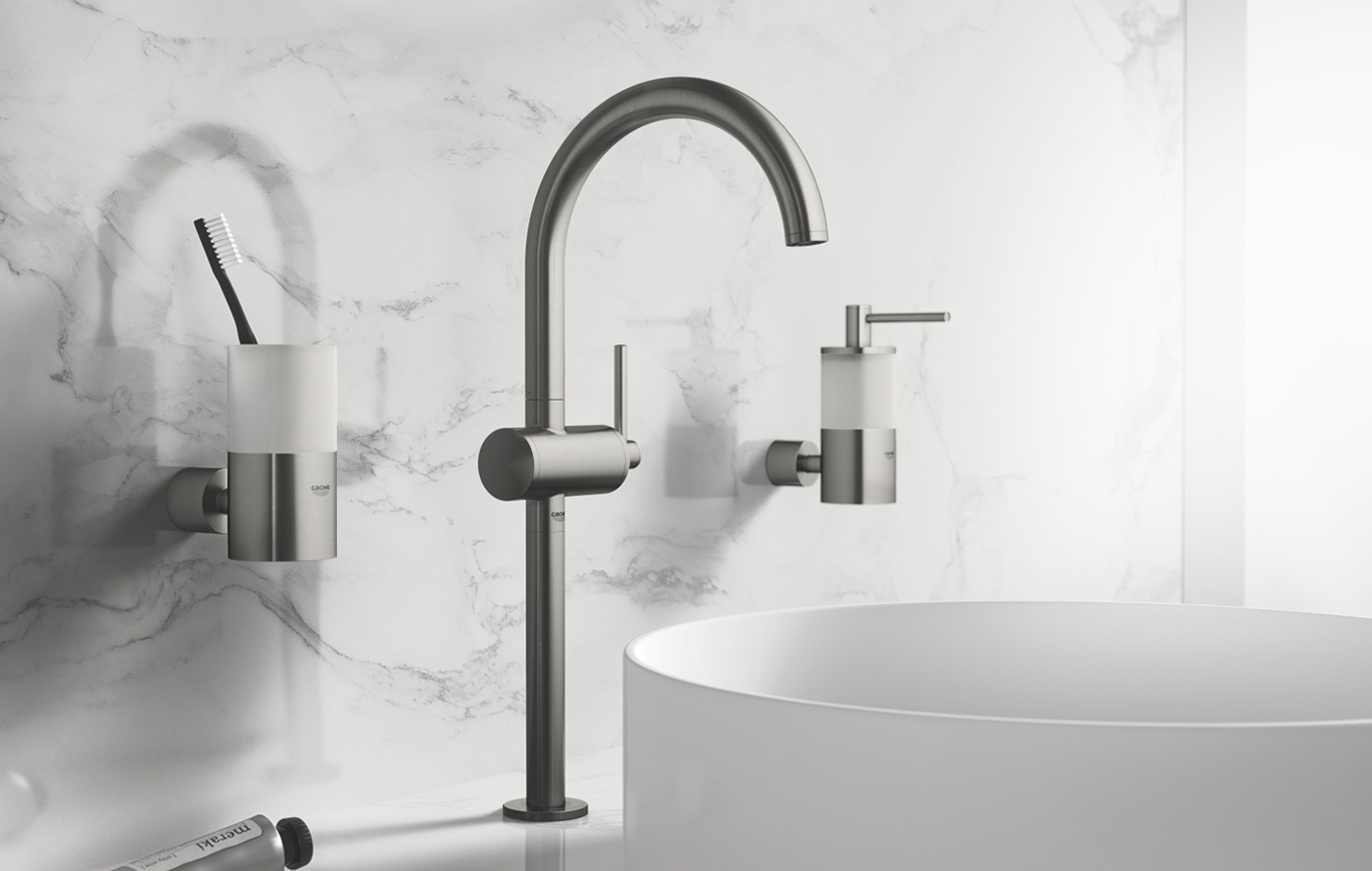rubinetto grohe spa
